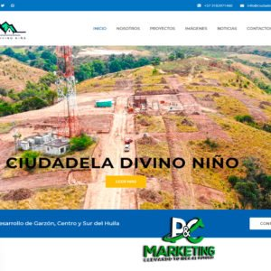 Ciudadela-Divino-Niño-Diseño-Web-de-P&C-Marketing